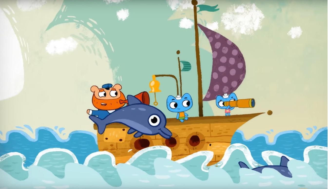 Kit n Kate Kit e Kate cartoni animati Rai yoyo cartone animato gattini bambini prescolare Disney Channel