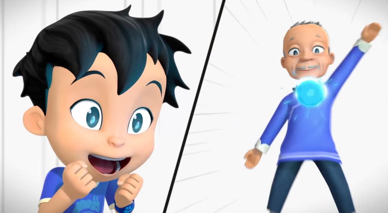 Kody Kapow cartone animato cartoonito dea Junior cartoni animati prescolari - Kody Kapow personaggi trama elenco episodi