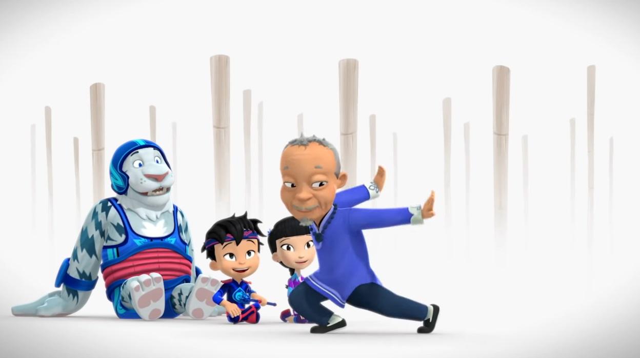 Sigla Kody Kapow cartone animato cartoonito dea Junior cartoni animati prescolari - Kody Kapow personaggi trama elenco episodi