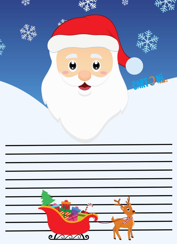 Foto Di Babbo Natale Per Bambini.Lettera Babbo Natale Per Bambini