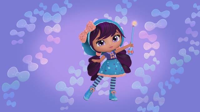 Little charmers Levender personaggi streghe cartoni animati