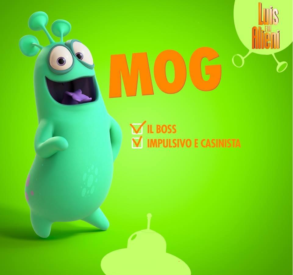 luis e gli alieni extraterrestre Mog -  film di animazione - famiglia - uscita al cinema luglio 2018 -  coming soon - imdb