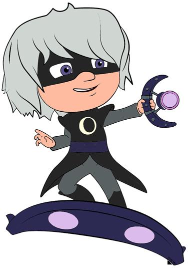 Lunetta Lun girl pj masks superpigiamini cartoni animati personaggi
