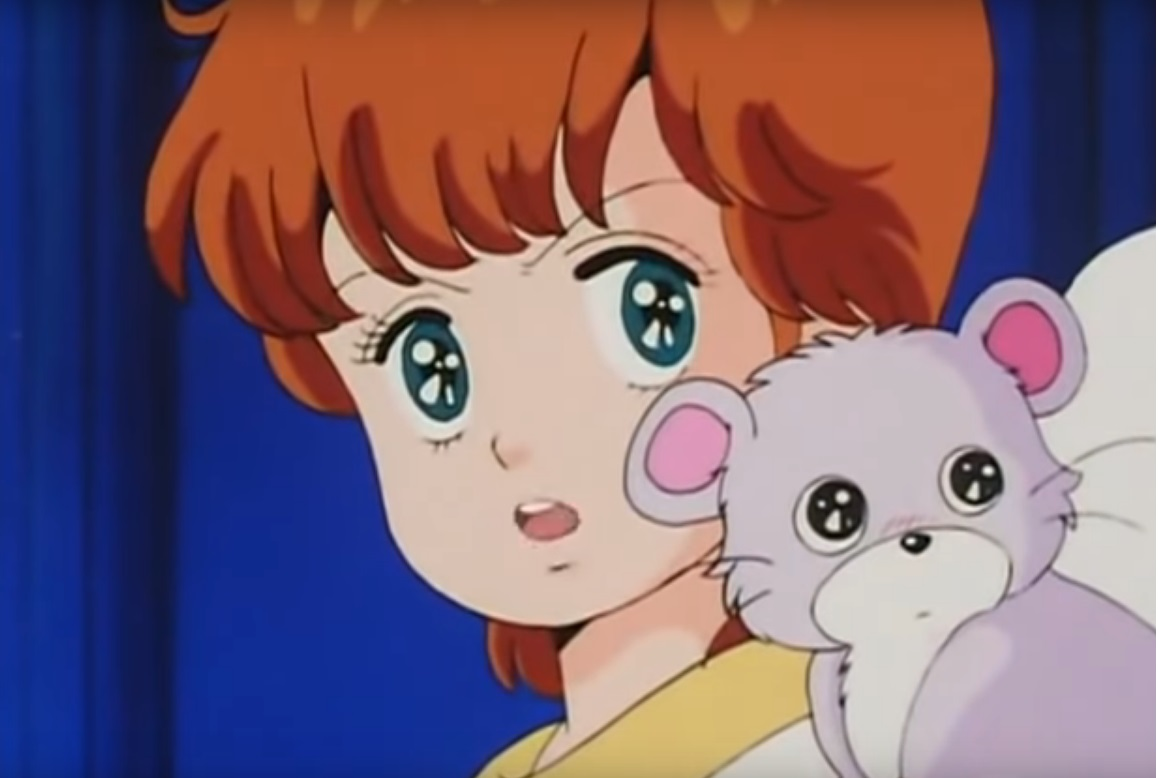 Magica Magica Emi cartoni animati giapponesi anime italia 1 italia 2 - Mai e Moko