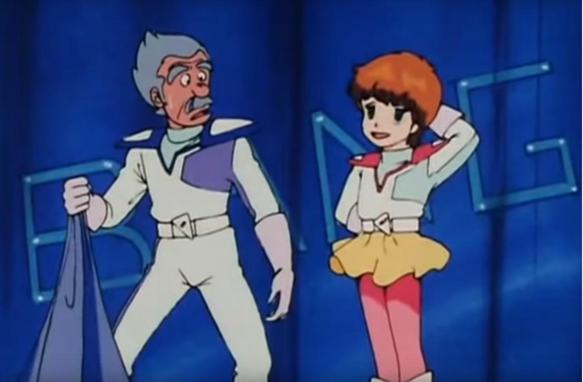 Magica Magica Emi cartoni animati giapponesi anime italia 1 italia 2