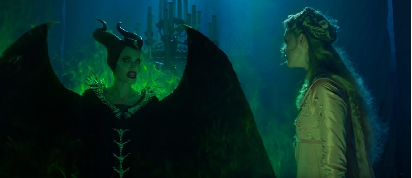 Maleficent Signora del male al cinema dal 17 ottobre Film Disney Maleficent e Aurora