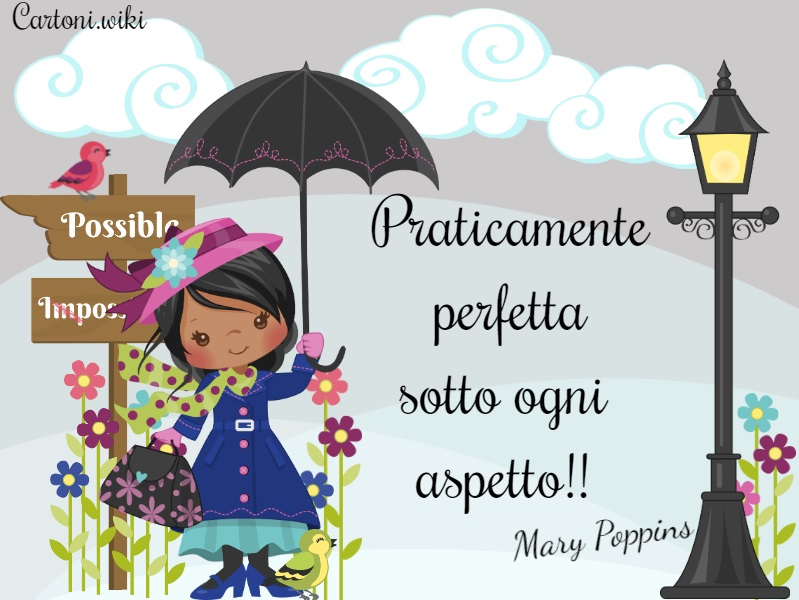 Mary Poppins - Personaggi