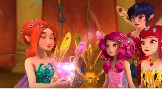 mia and me 3 -mia and me personaggi - Sara -mia and me immagini - Guardiano unicorni -mia and me cartone - elfi - Kiara