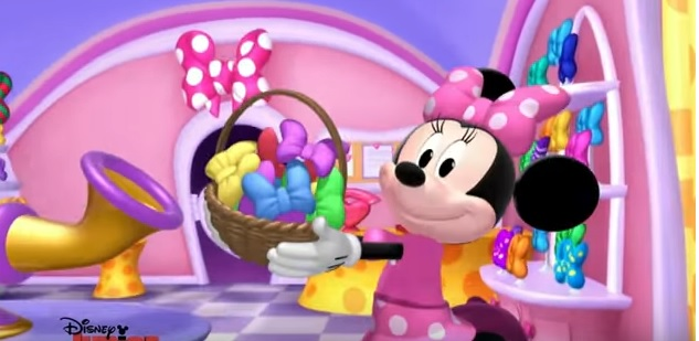 Minnie toons sigla iniziale cartoni animati