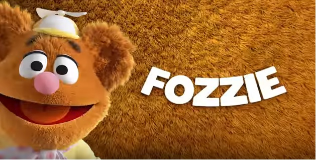 Muppet Babies 2018 Fozzie persoanggi characters