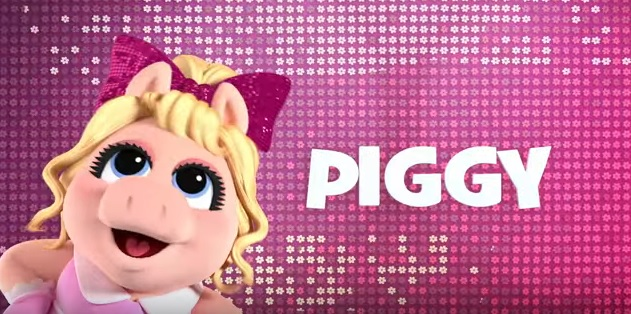 Muppet Babies 2018 Piggy persoanggi characters