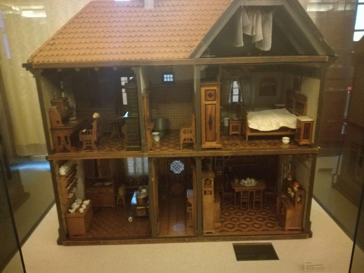 Museo dei giocattoli Norimberga - Casa delle bambole - storia delle casa delle bambole- musei bambini