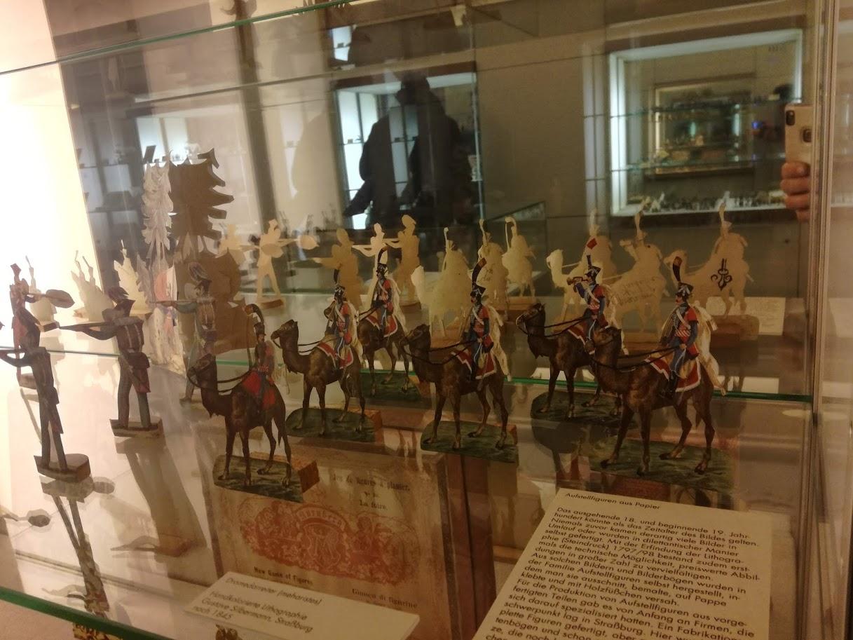 Museo dei giocattoli Norimberga - giochi in latta soldatini di piombo - musei bambini