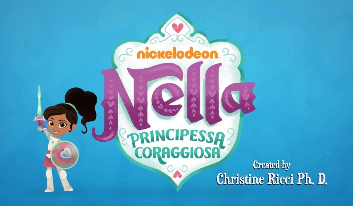 Nella la principessa coraggiosa - Cartoni animati prescolari