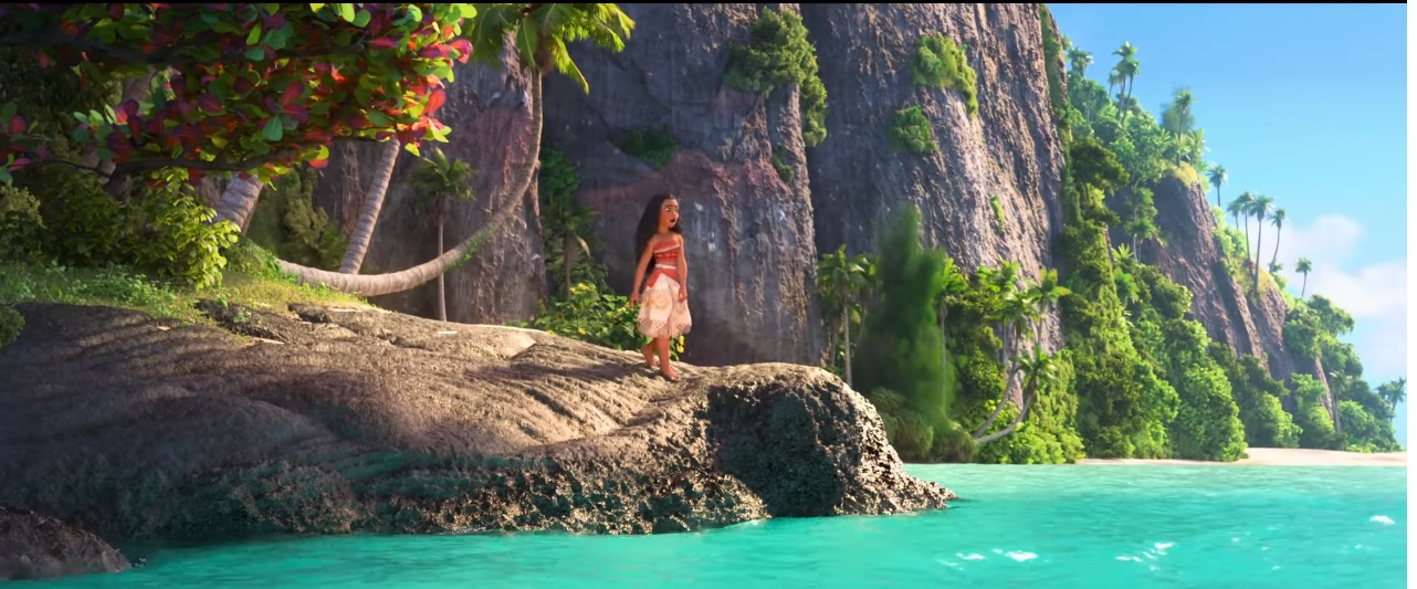 Auli'i Cravalho - How Far I'll Go - Colonna sonora Oceania