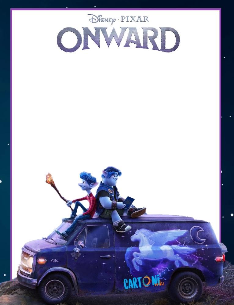 Onward Frame - Cartoni animati