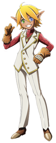 Overlord - Character Aura Bella Fiora - sovrano della Grande Catacomba di Nazarick - personaggi - anime yamato video animation