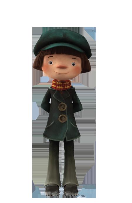 cartoni animati film d'animazione 2016 Daniel personaggi notorius palle di neve snowtime