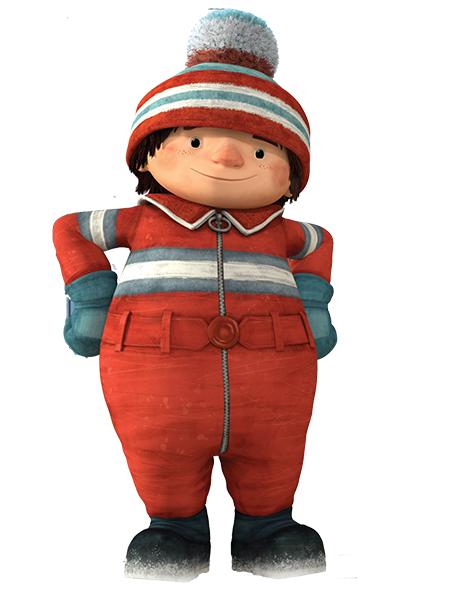 cartoni animati film d'animazione 2016 jack personaggi notorius palle di neve snowtime