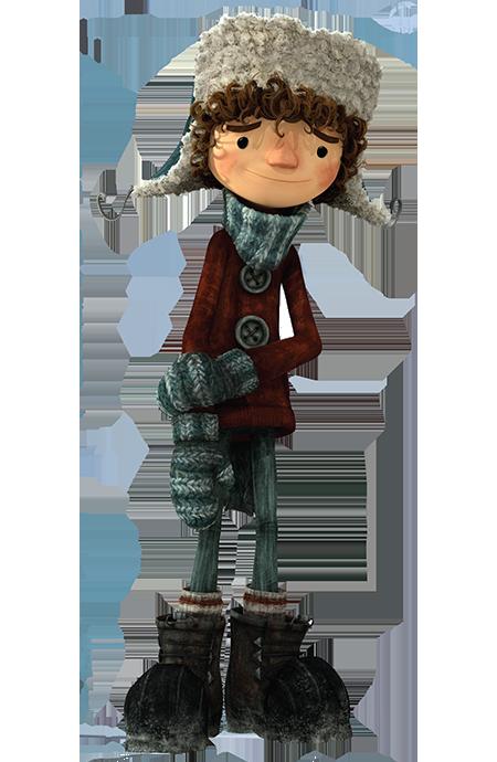 cartoni animati film d'animazione 2016 Piers personaggi notorius palle di neve snowtime