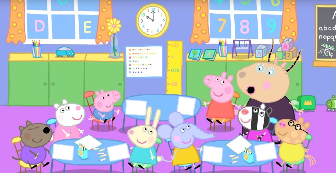 Peppa Pig elenco episodi
