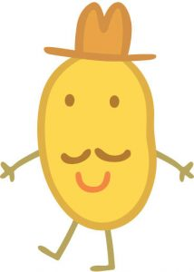 Peppa Pig Personaggi Peppa maialina cartoni animati Characters Mr Patatos Patata
