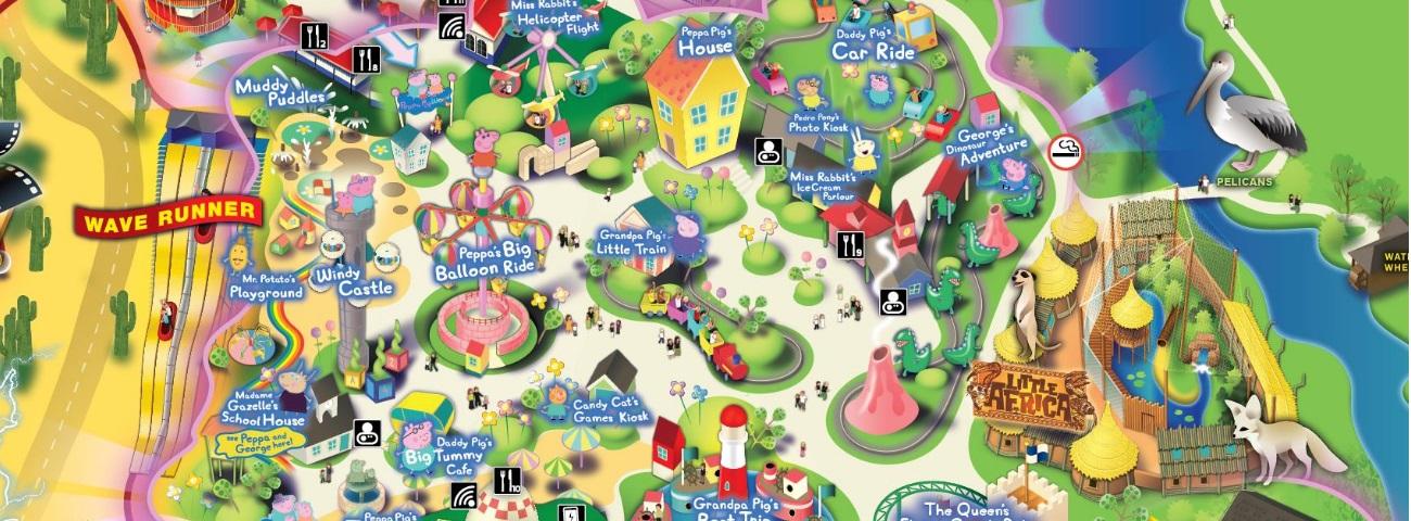 Parco tematico Peppa Pig World