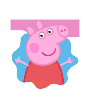 Peppa Pig Personaggi Peppa maialina cartoni animati Characters