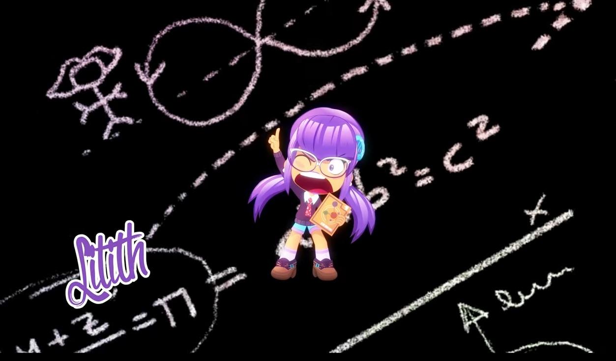 Piny personaggi cartone animato Lilith