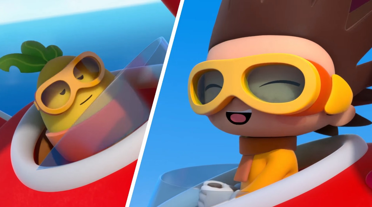 Sigla Pirata e Capitano - Testo sigla - Pirata et Capitano -  cartoni animati - cartone animato prescoalre - Rai Yoyo - Pirata & Capitano