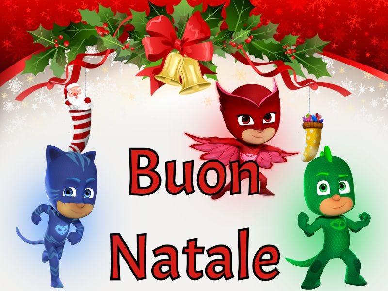 Buon Natale con i Pj Masks - Cartoni animati
