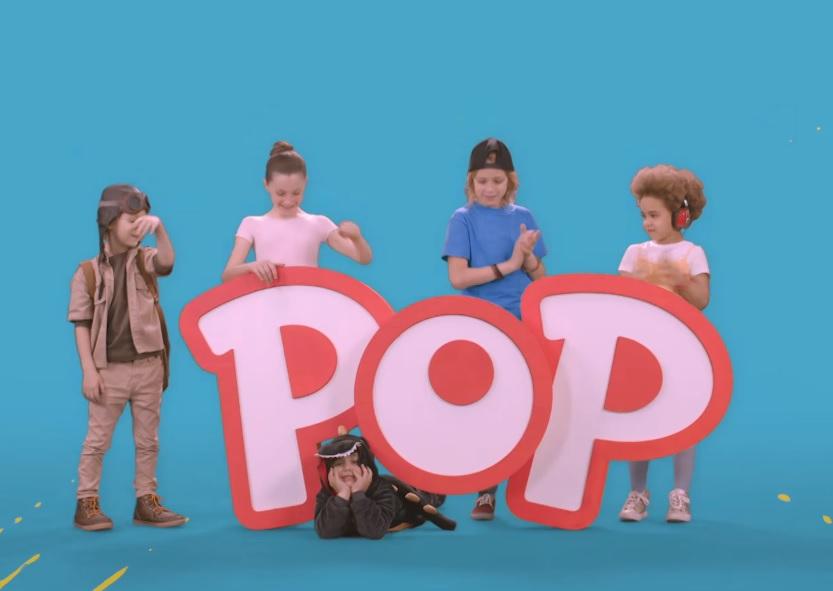 POP tv - Guida Tv Cartoni animati