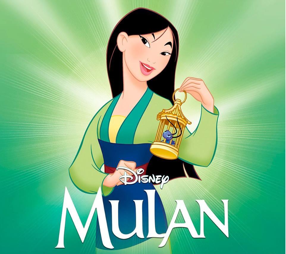 Mulan Principesse Disney