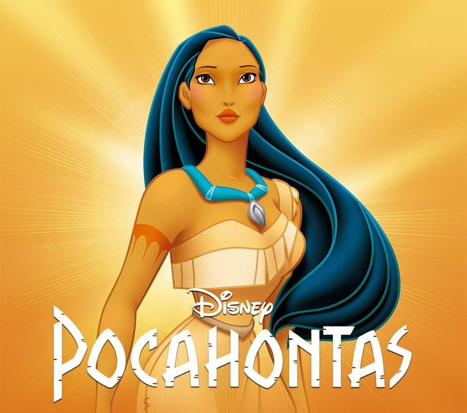 Pocahontas Principesse Disney - Cartoni animati