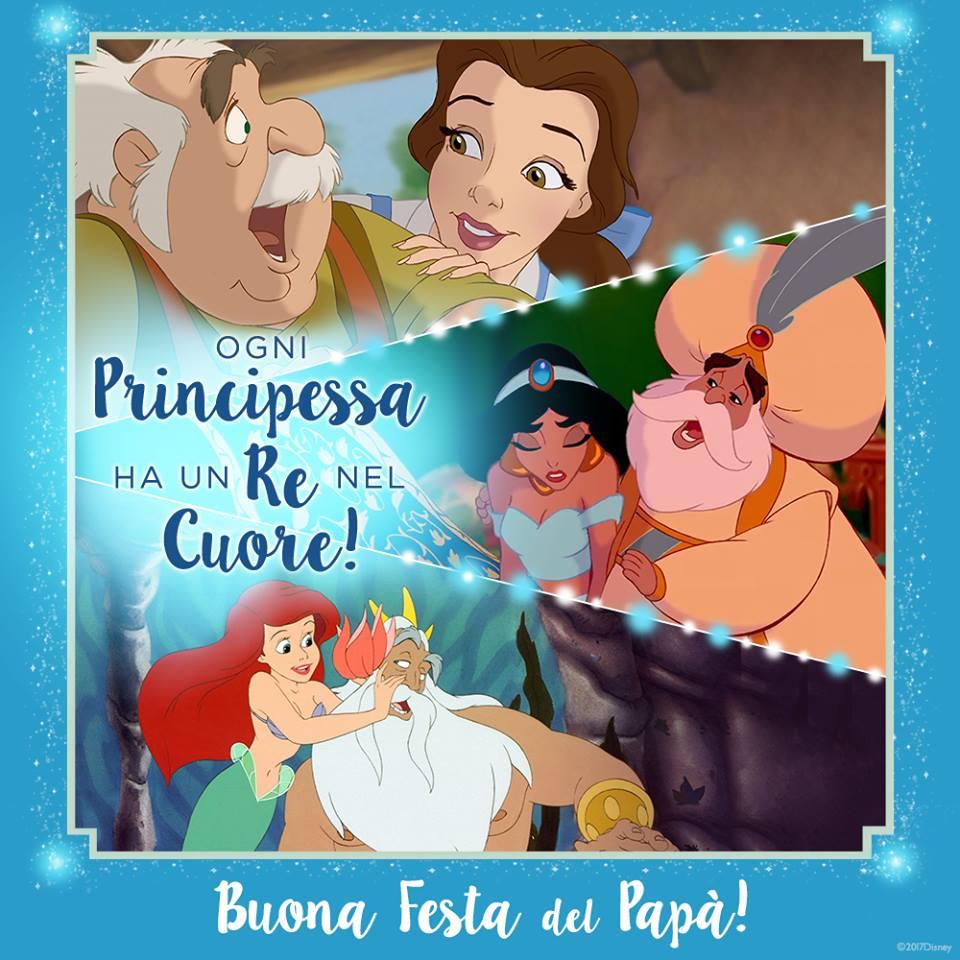 Ogni Principessa ha un Re nel cuore - Festa del papà