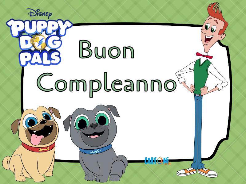 Puppy Dog Pals - Buon Compleanno - Buon compleanno