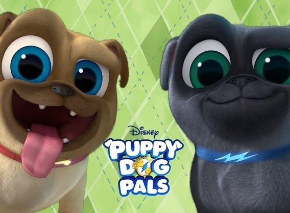 Puppy Dog Pals - Cartoni animati 2017