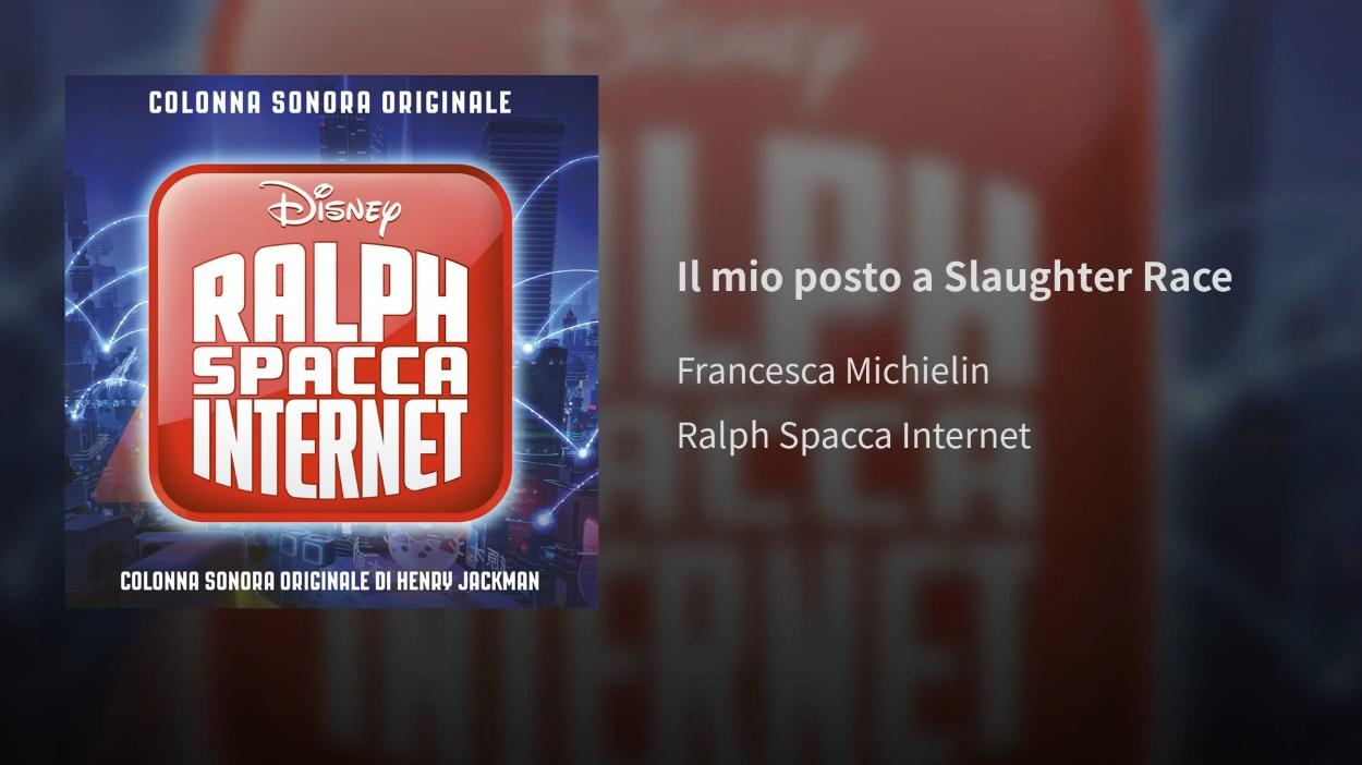 Il mio posto a Slaughter Race di Francesca Michielin