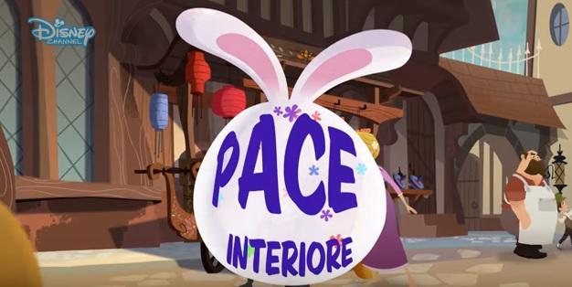 Rapunzel - I corti - Pace interiore - Cortometraggi Disney