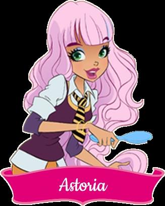Astoria Regal Academy Characters Personaggi Cartoni animati