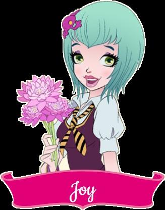 Joy Ranocchio Regal Academy Characters Personaggi Cartoni animati