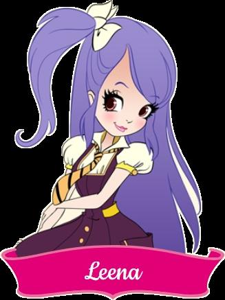 Leena Pollicino La Bestia Regal Academy Characters Personaggi Cartoni animati