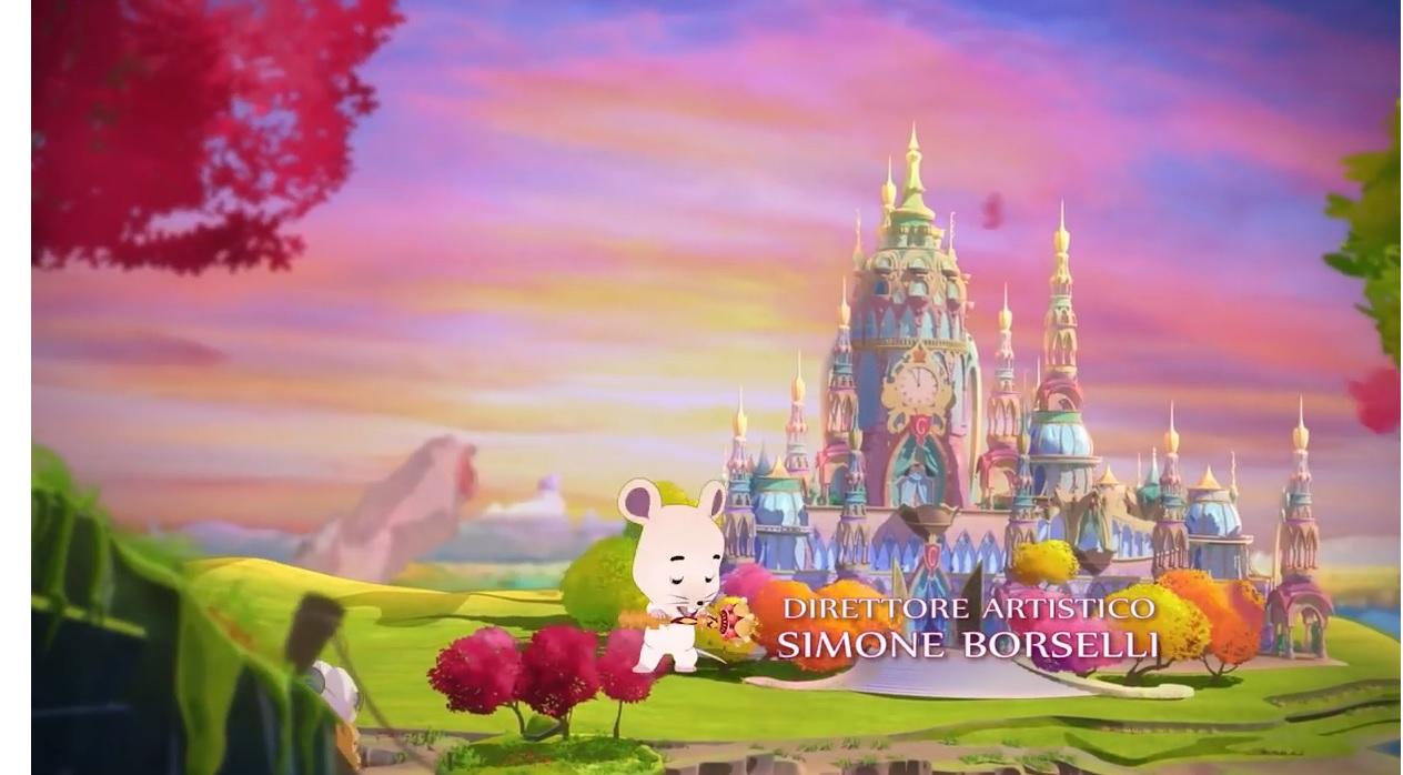 Sigla Regal Academy Vivi la magia - Cartoni animati