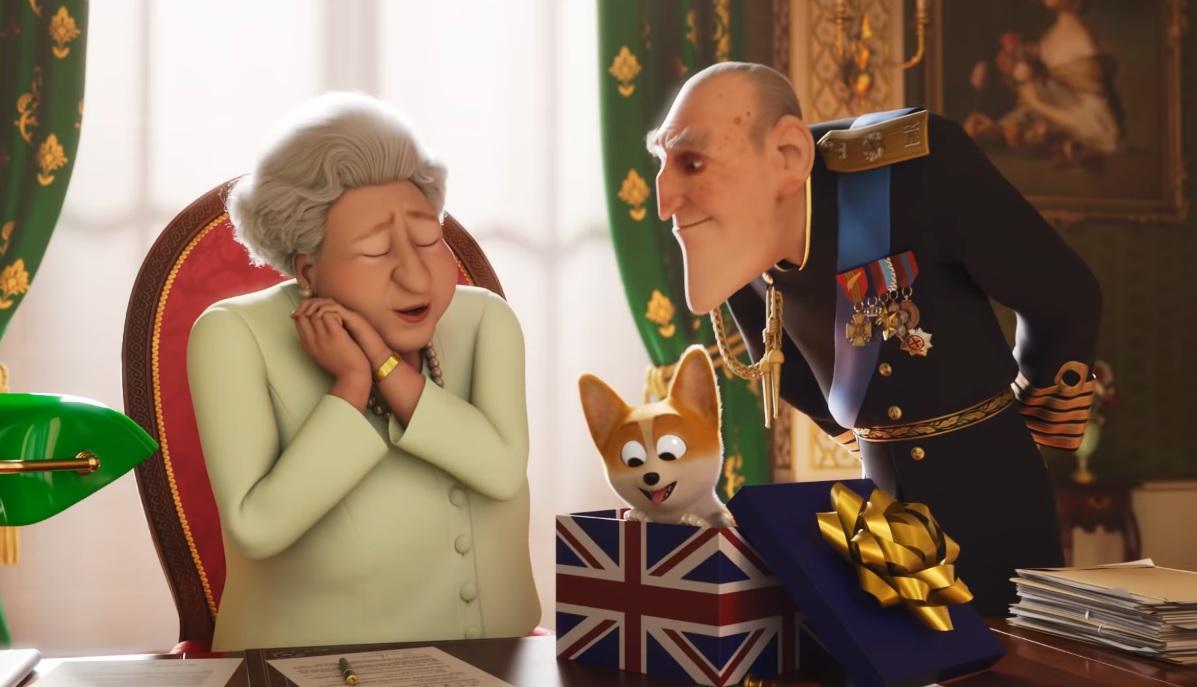 Rex - Un cucciolo a palazzo - Film di animazione 2019