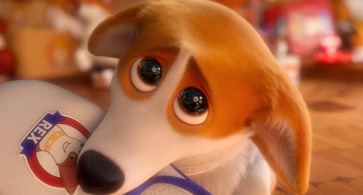 Rex un cucciolo a palazzo film di animazione 2019 Eagle Pictures - The Queen's Corgi - cartoni animati