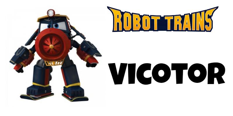 Roboto Trains personaggi Kay Cartoni animati cartoonito Victor cartone animato bambini prescolare