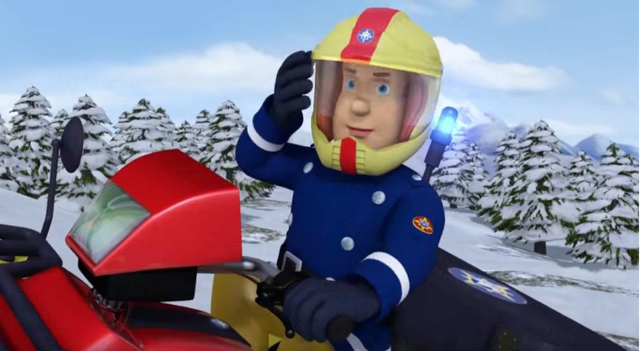 Sam il pompiere sigla italiana - testo sigla Sam il pompiere - sigla di sam il pompiere - Sigle cartoni animati
