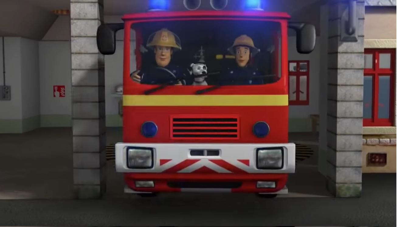 Nuova sigla Sam il pompiere - Sigle cartoni animati