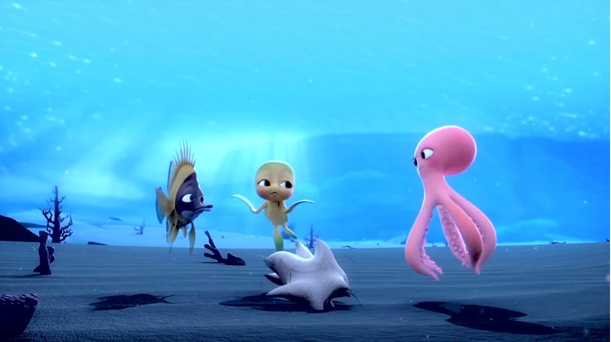 Sammy & Co - Sammy e co - cartoni animati - tartarughe- zagtoon - frisbee
