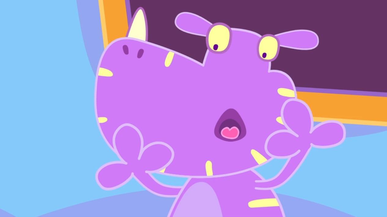 School of Roars - Wingy - Yummbee - Scuola di mostri - Cartoni animati Rai Yoyo - cartone prescolare - cartone prescolare